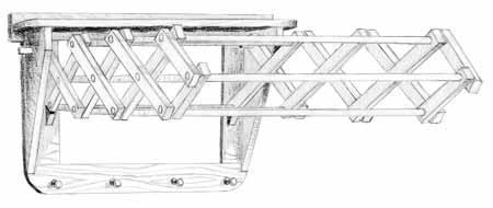 Maryjanesfarm Simple Solutions Wooden Drying Racks