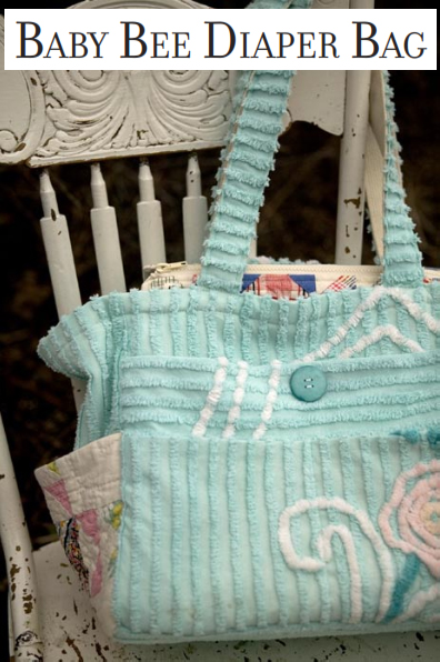 Free Crochet Baby Diaper Bag Pattern