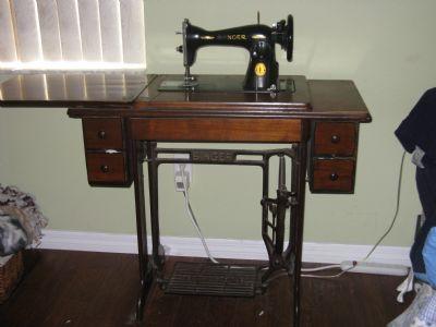 MaryJanesFarm Farmgirl Connection Fixing A Treadle Sewing Machine Inspiration Singer Sewing Machine 1949