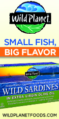 Wild Planet - Small Fish, Big Flavor: Wild Sardines in Extra Virgin Olive Oil - wildplanetfoods.com
