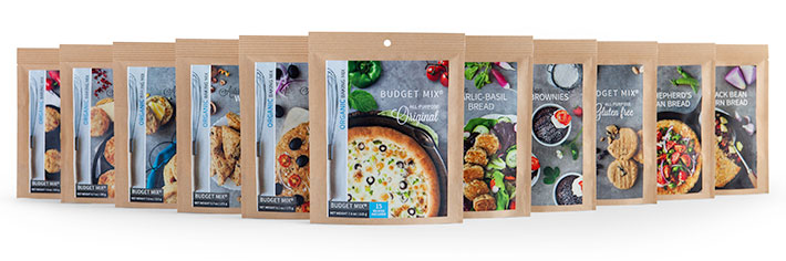 Budget Mix&reg Baking Mixes