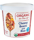 Organic on-the-go cup packaging